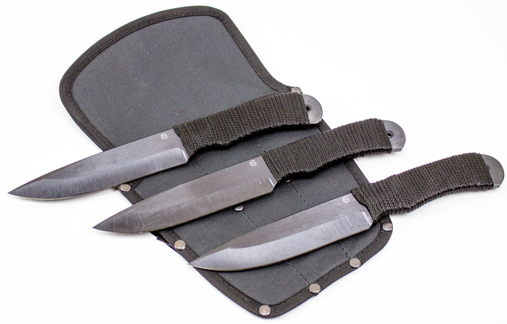 Фото 6 - Набор метательных ножей