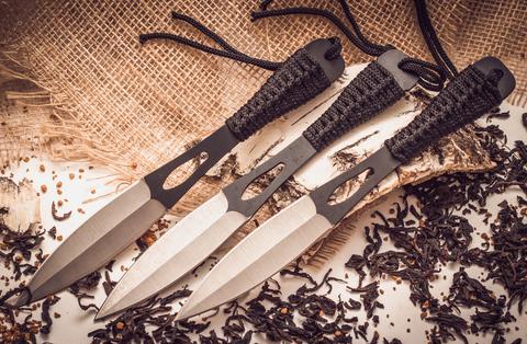 Набор метательных ножей Оса - Nozhikov.ru
