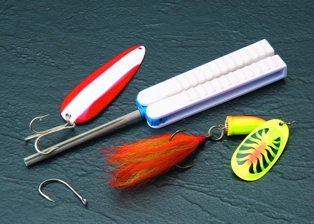 Фото 6 - Точилка для заточки крючков Lansky, Diamond Fish Hook Sharpener, LDB8X