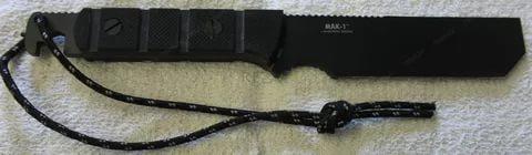 Спасательный набор McGowan Combo Pack Black. Вид 2