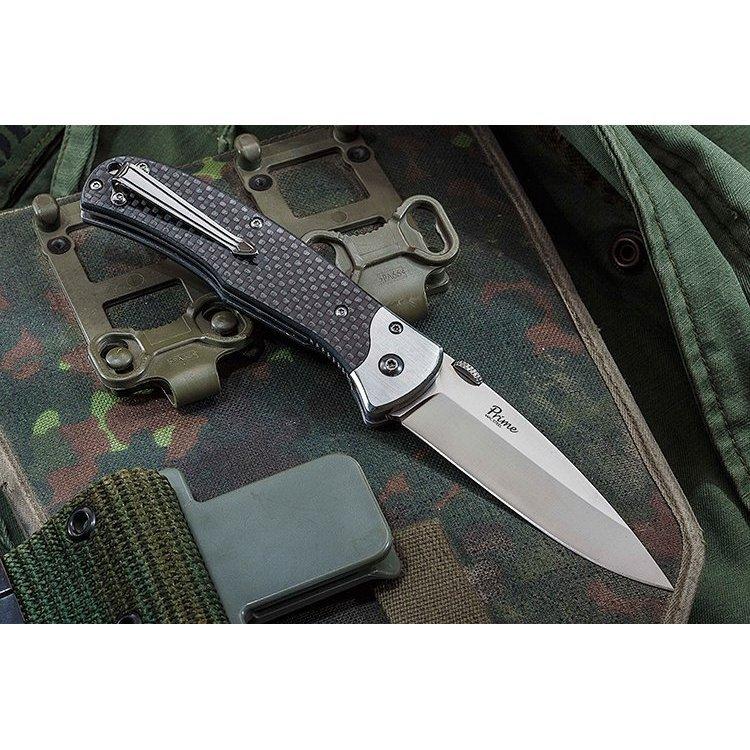 Фото 7 - Складной нож Prime D2 P, Кизляр от Kizlyar Supreme