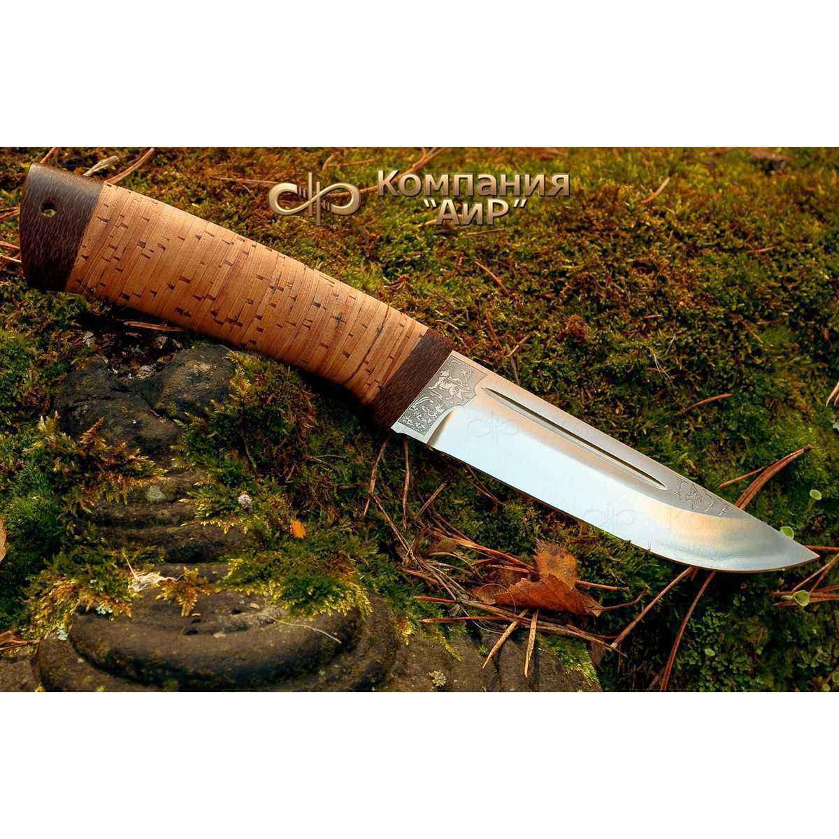 Нож Бекас, береста, Elmax, АиР стоимость