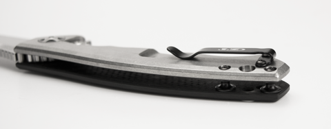 Складной нож Zero Tolerance 0452CF, сталь CPM S35VN, рукоять титан/карбон