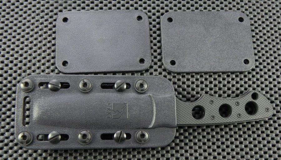 Фото 9 - Нож с фиксированным клинком CRKT Hammond-ABC, сталь AUS-8, рукоять Zytel