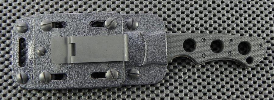 Фото 10 - Нож с фиксированным клинком CRKT Hammond-ABC, сталь AUS-8, рукоять Zytel