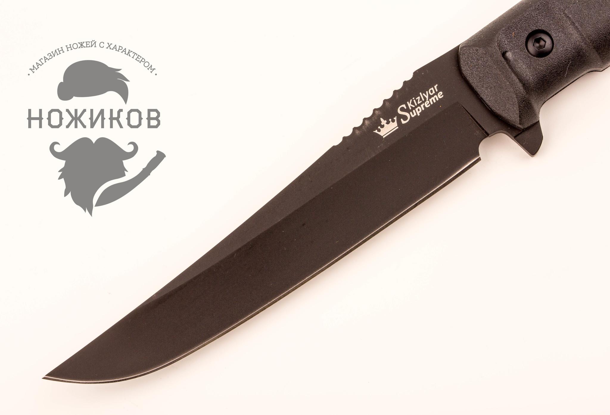 Фото 4 - Тактический нож Croc D2 BT, Кизляр от Kizlyar Supreme