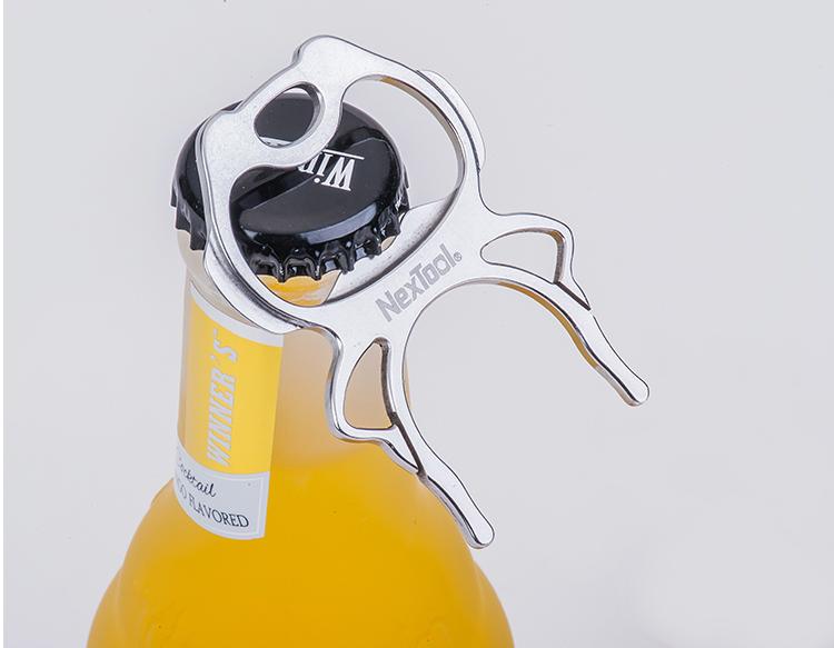 Фото 5 - Многофункциональная открывалка для бутылок NexTool Grin Bar KT5014