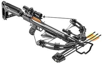 Арбалет блочный Ek HEX-400, черный (c комплектацией) от Ek Archery