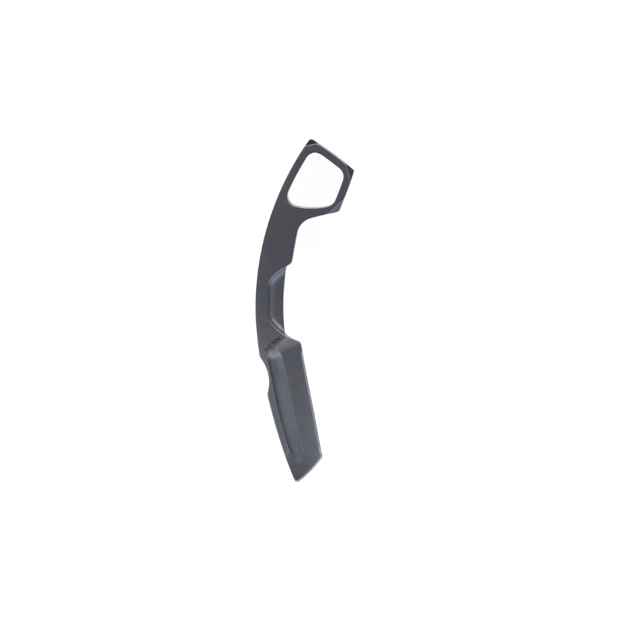 Фото 17 - Нож с фиксированным клинком Extrema Ratio N.K.3 K Karambit Stonewashed, сталь Bohler N-690, цельнометаллический