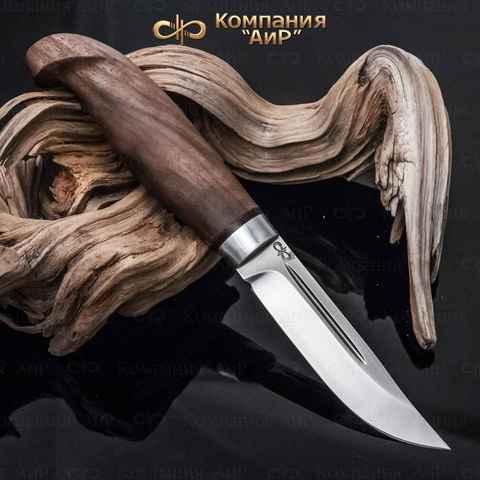 Нож АиР Финка Лаппи, сталь Elmax, рукоять дерево. Вид 4