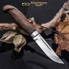Нож АиР Финка Лаппи, сталь Elmax, рукоять дерево, фото 7