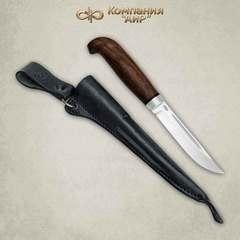 Нож АиР Финка Лаппи, сталь Elmax, рукоять дерево, фото 8