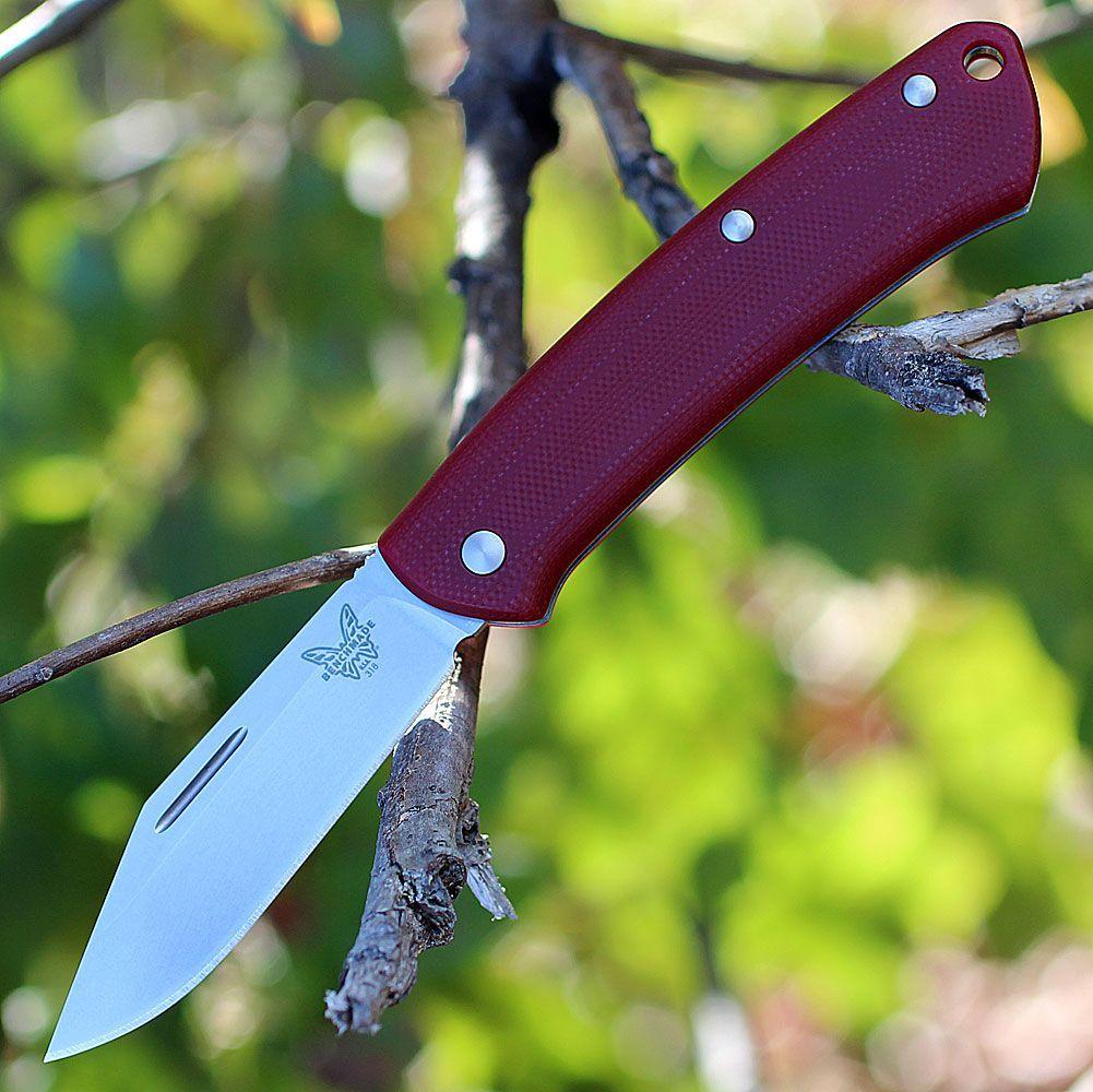 Фото 2 - Нож складной Proper, сталь S30V, G10 от Benchmade