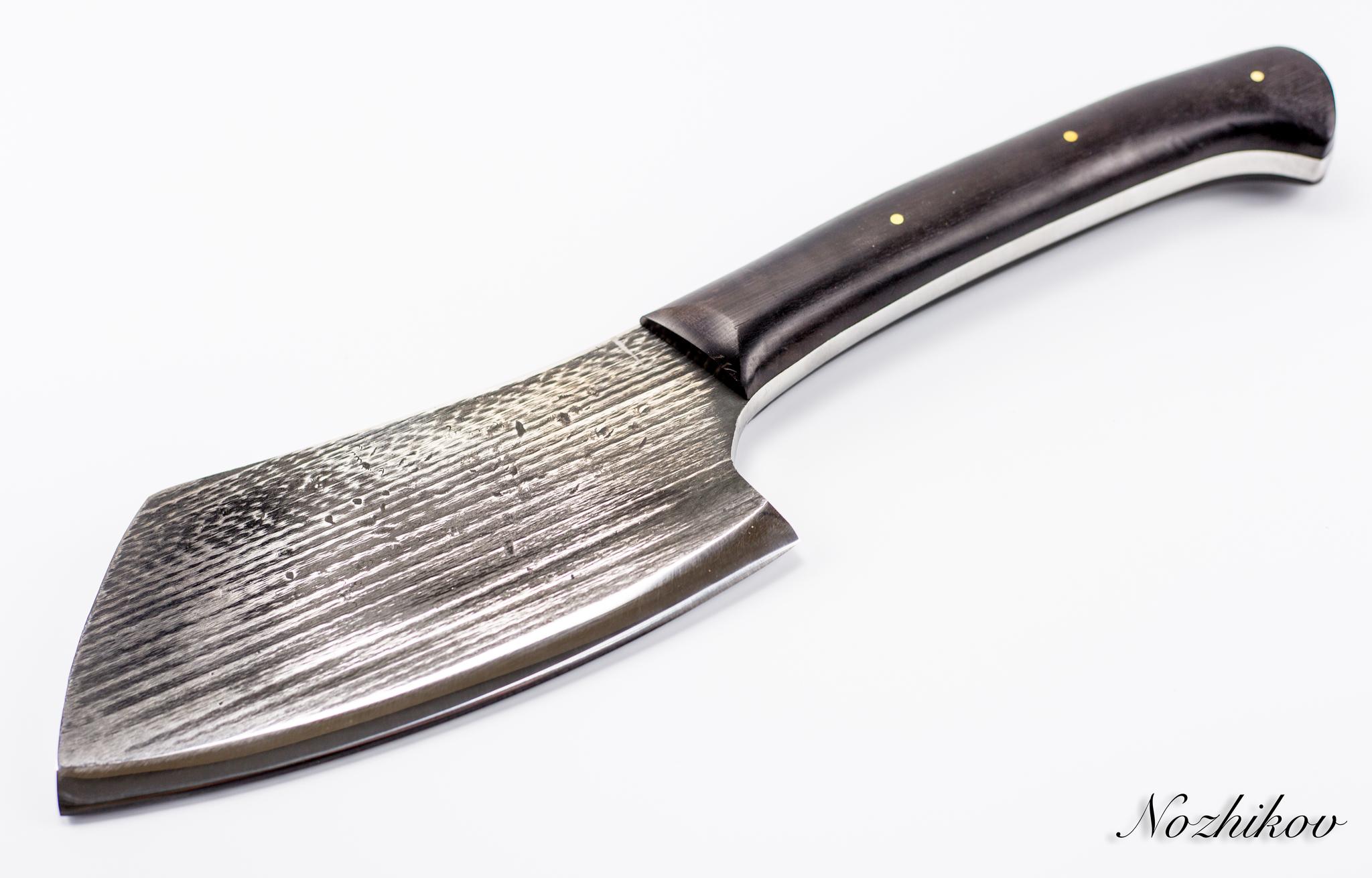 Фото 7 - Тяпка для мяса №8, сталь У8 от Мастерская Климентьева