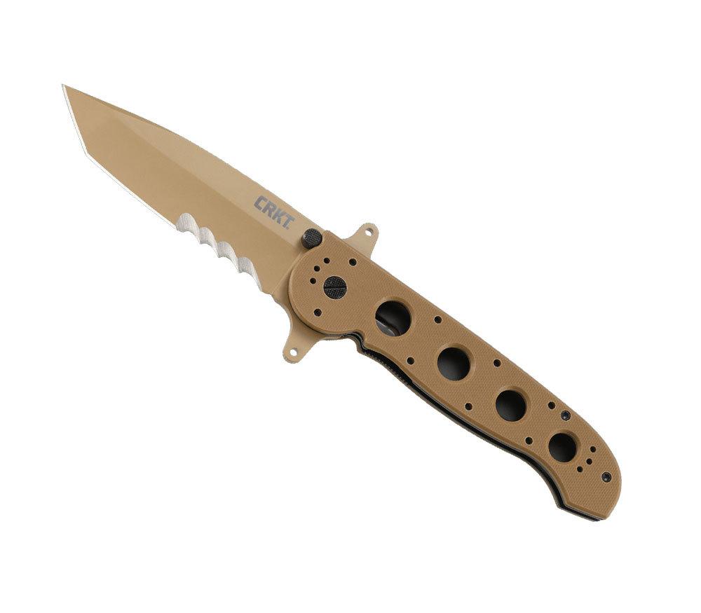 Складной нож CRKT M16®-14DSFG, сталь 8Cr14MoV, рукоять стеклотекстолит G10