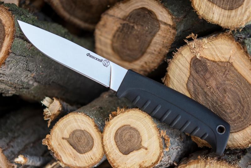 Нож Финский, сталь Aus-8, КизлярНож Финский, Кизляр