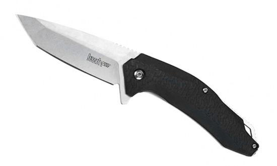 Фото 2 - Нож складной полуавтоматический Kershaw Freefall K3840, сталь 8Cr13MoV, рукоять термопластик GRN