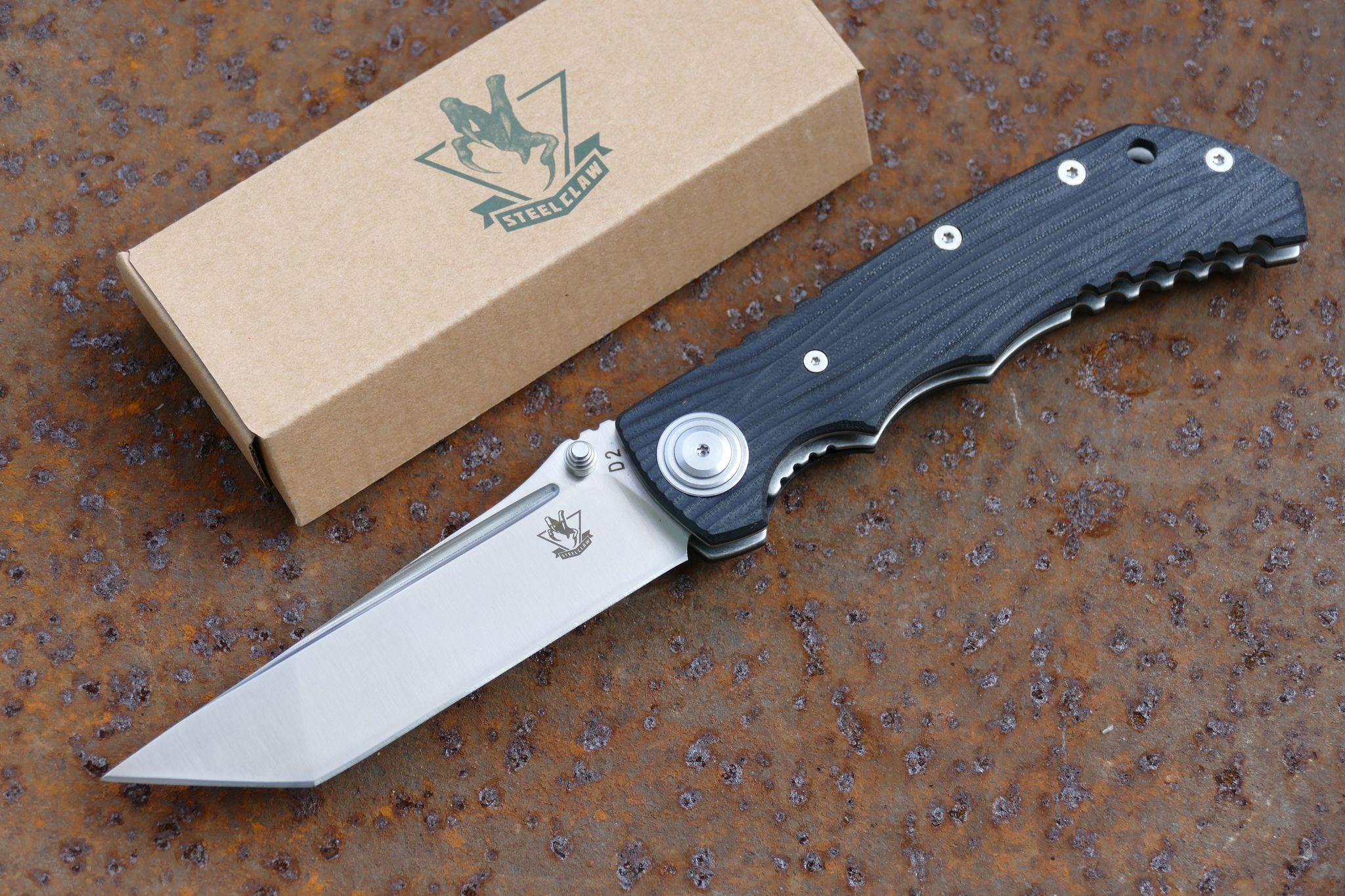 Складной нож Рейнджер T6