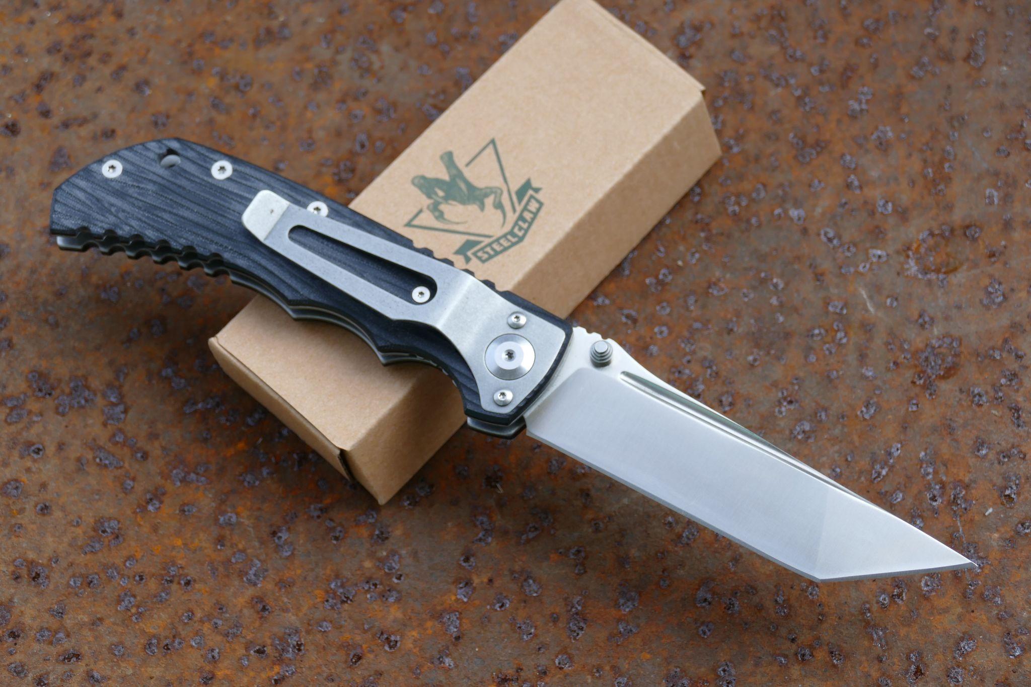 Фото 7 - Складной нож Рейнджер T6 от Steelclaw