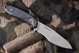 Нож HARDY BLACK - купить в интернет магазине