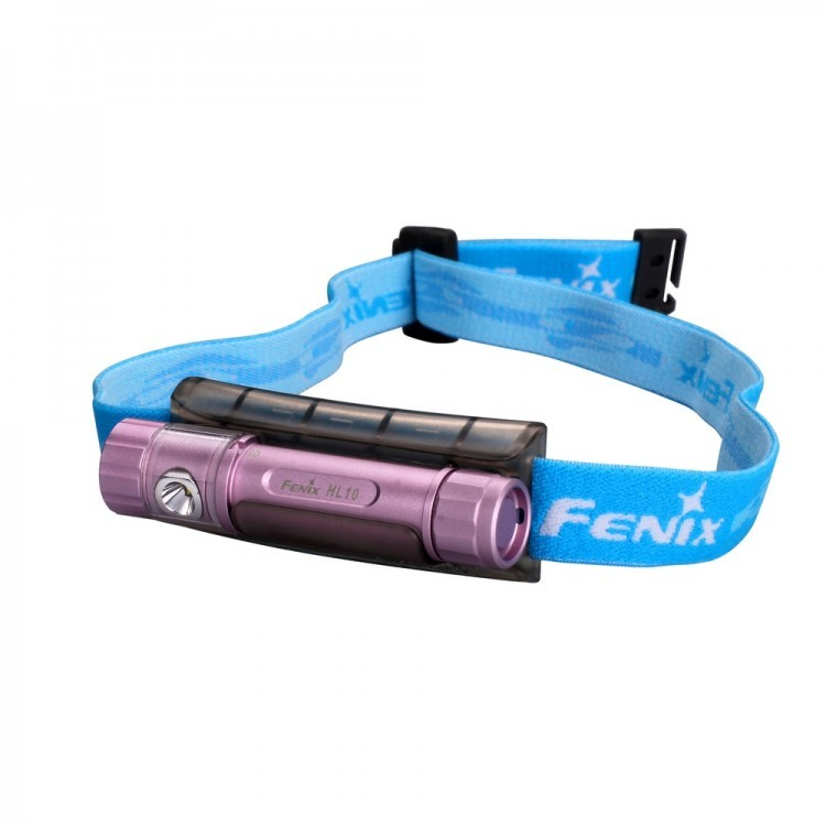 Налобный фонарь Fenix HL10 Philip LXZ2-5770 LED, розовый налобный фонарь fenix hl10 philip lxz2 5770 led черный