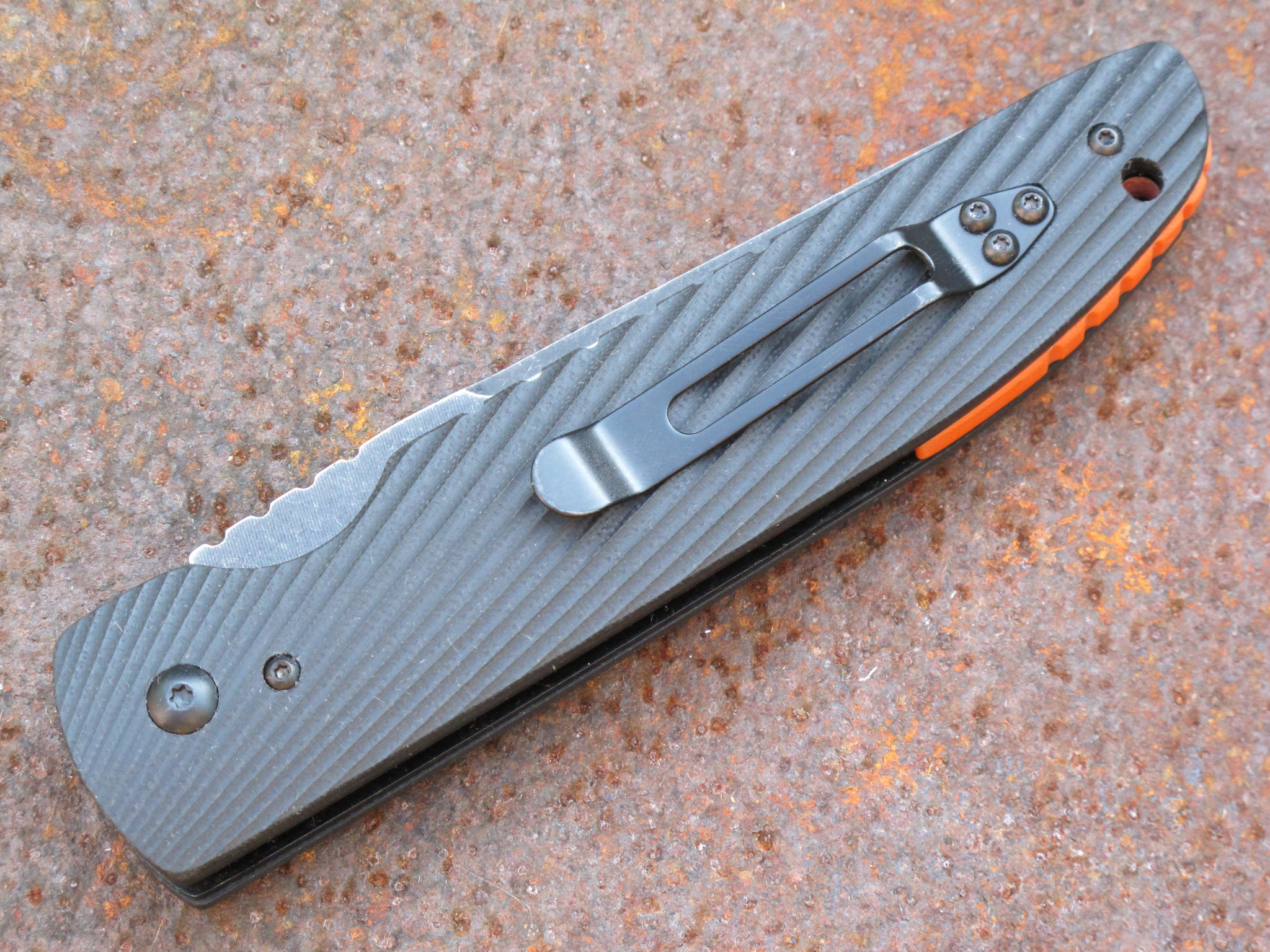 Фото 4 - Складной нож STEELCLAW Rebus от Noname