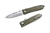 Складной нож Lionsteel Big Daghetta G10, зелёный - купить в интернет магазине