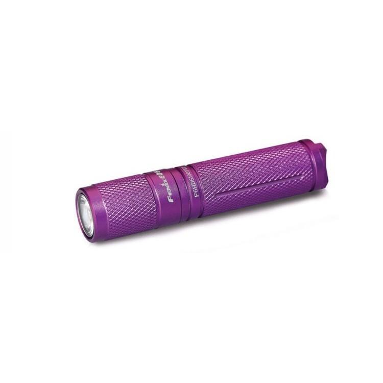 Фонарь Fenix E05 (2014 Edition) Cree XP-E2 R3 LED, фиолетовый fenix e05 xp e2 r3
