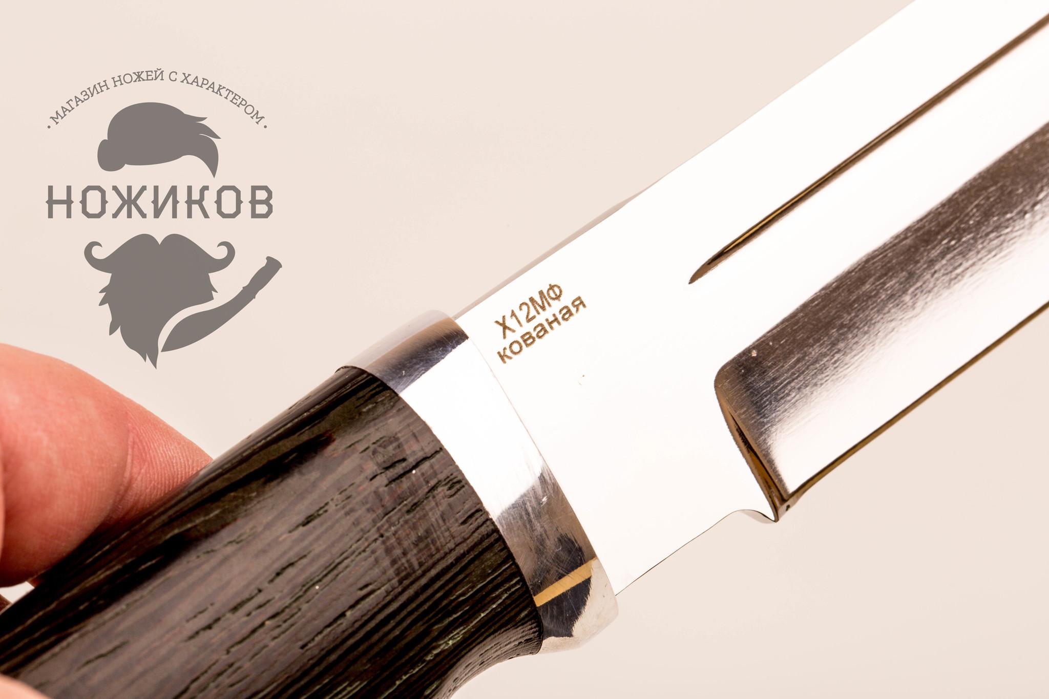 Фото 9 - Нож Тайга от Павловские ножи