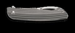 Складной нож CRKT Swindle™, сталь 12C27 Sandvik, рукоять нержавеющая сталь, фото 5