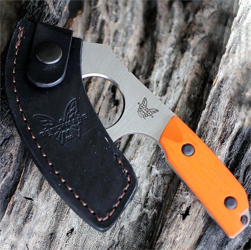 Фото 13 - Нож-топор Benchmade Hunt Nestucca Cleaver 15100-1, сталь