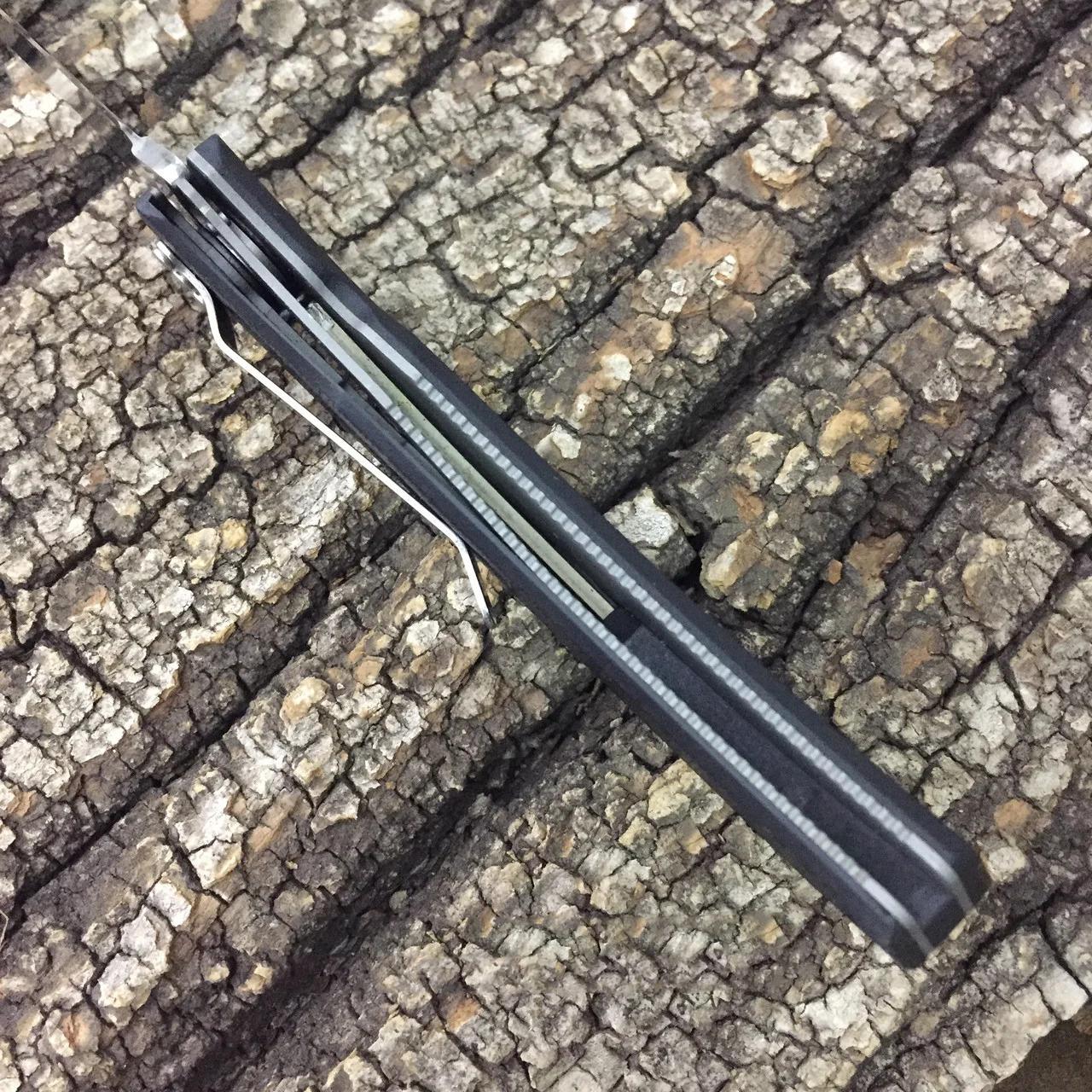 Фото 13 - Полуавтоматический складной нож Lift Off, CRKT 6830, сталь AUS-8, рукоять термопластик Zytel®/сталь