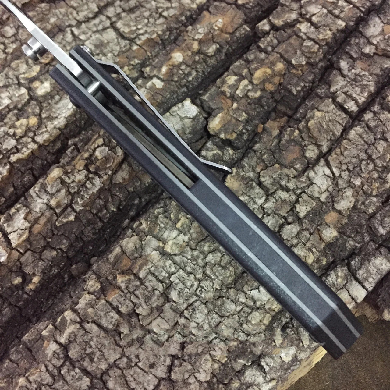 Фото 17 - Полуавтоматический складной нож Lift Off, CRKT 6830, сталь AUS-8, рукоять термопластик Zytel®/сталь