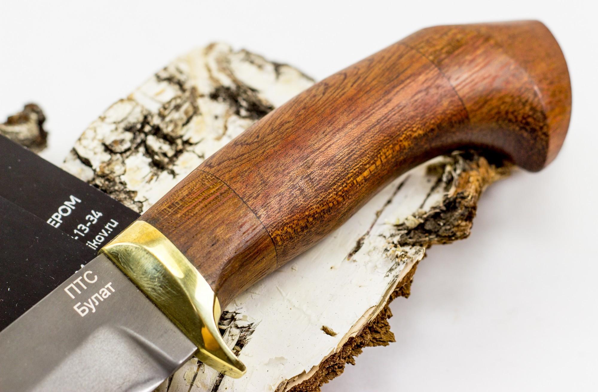 Фото 8 - Нож булатный Тюлень от Noname