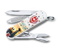 Нож перочинный Victorinox Classic Cappadocia (0.6223.L1804) 58 мм 7 функций