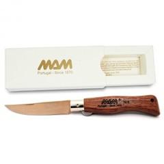 Нож MAM Douro 5000 ручка бубинга, цвет клинка бронза