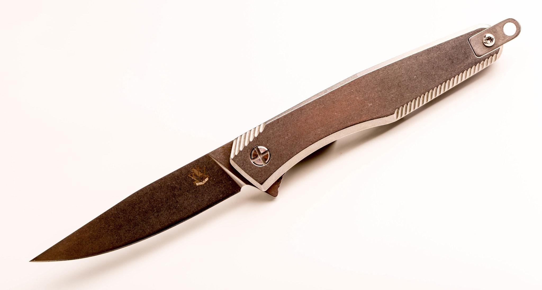 Складной нож СЭР1, сталь AUS-8 от Steelclaw