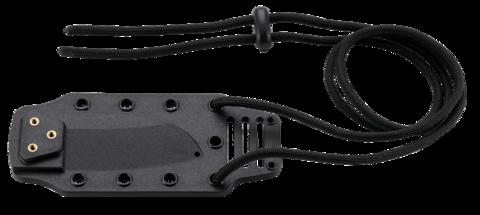 Нож с фиксированным клинком CRKT Cordite™ Compact, сталь 8Cr14MoV, рукоять паракорд. Вид 6