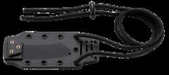 Нож с фиксированным клинком CRKT Cordite™ Compact, сталь 8Cr14MoV, рукоять паракорд, фото 6