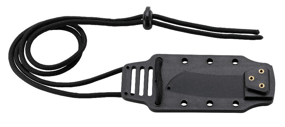 Фото 13 - Нож с фиксированным клинком CRKT Cordite™ Compact, сталь 8Cr14MoV, рукоять паракорд