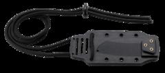 Нож с фиксированным клинком CRKT Cordite™ Compact, сталь 8Cr14MoV, рукоять паракорд, фото 7