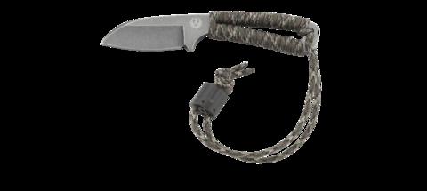 Нож с фиксированным клинком CRKT Cordite™ Compact, сталь 8Cr14MoV, рукоять паракорд. Вид 1