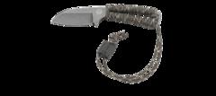 Нож с фиксированным клинком CRKT Cordite™ Compact, сталь 8Cr14MoV, рукоять паракорд, фото 1