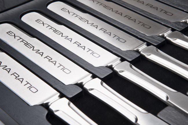 Фото 9 - Столовый нож Extrema Ratio Sheffield Type, сталь Bhler N690, цельнометаллический