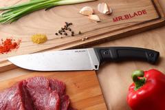 Кухонный тактический мужской нож Pioneer