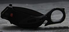 Складной нож Extrema Ratio Nightmare Black, сталь Böhler N690, рукоять черный антикородал (алюминиевый сплав), фото 7