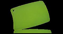 Доска разделочная BIOMAID, термопластичный полиуретан, зеленый, 240x170x2мм