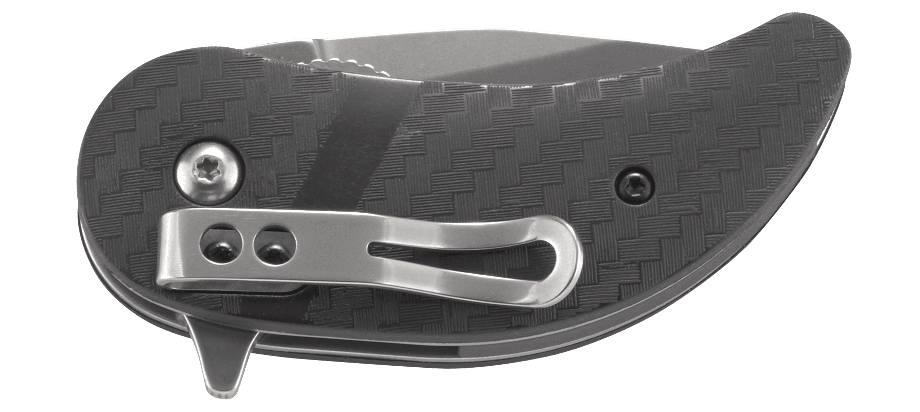 Фото 13 - Складной нож CRKT Snicker™, сталь 420J2, рукоять термопластик GRN