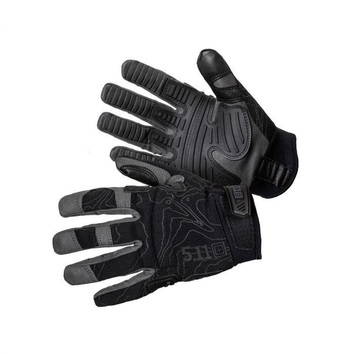 Тактические перчатки Rope K9 Black, 5.11 Tactical