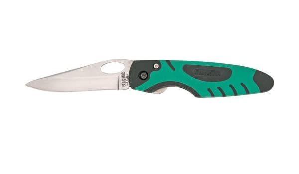 Фото 3 - Складной нож Bear & Son, Liner 4, 7410G, нержавеющая сталь, зеленый